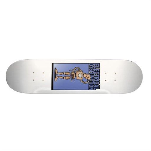 Copia eléctrica Disfunction3 Tabla De Skate