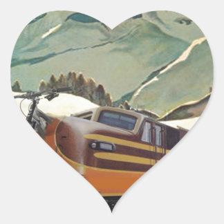 Copia FLYER-5 Pegatina En Forma De Corazón