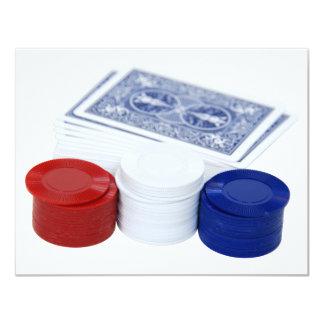 Copia Gambling030709 Invitación 10,8 X 13,9 Cm
