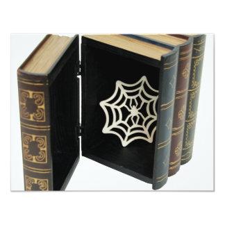 "Copia NeglectedBooks030609 Invitación 4.25"" X 5.5"""