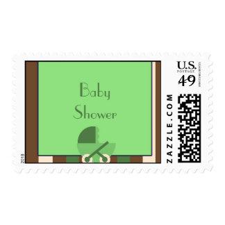 copia stripedbaby sellos de BabyShower