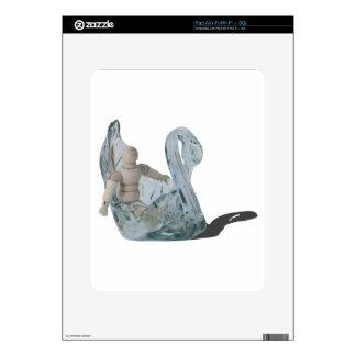 Copia SwanBoat082414 Calcomanía Para El iPad