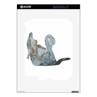 Copia SwanBoat082414 iPad 2 Calcomanía