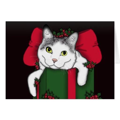 copia tiggerchristmas2 tarjeta de felicitación