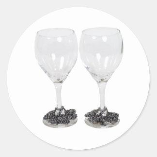Copia WineGlassesGrapes110709 Etiqueta