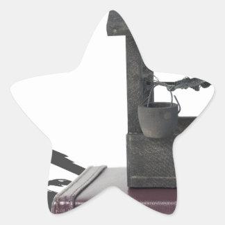 Copia WishingForBusinessIncrease083114 Pegatina En Forma De Estrella