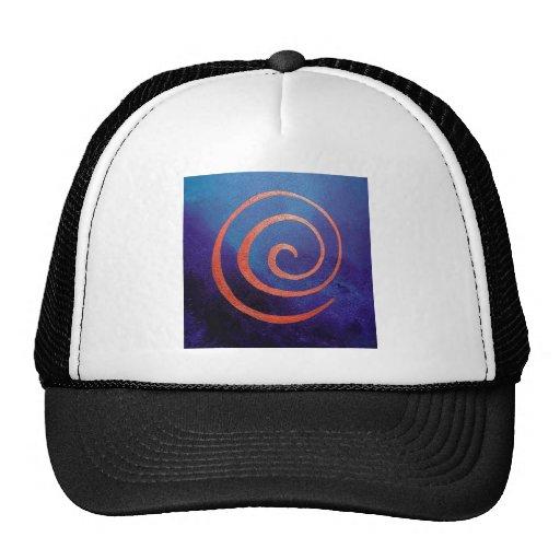 Copilot by spiral on Deep Blue - Philip Bowman Des Hats
