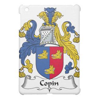 Copin Family Crest iPad Mini Cover