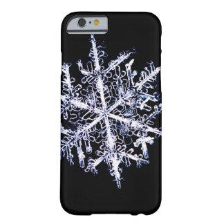 Copo de nieve 9 funda para iPhone 6 barely there