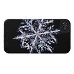 Copo de nieve 9 iPhone 4 carcasa