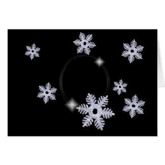 copo de nieve~Customized Card