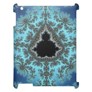 Copo de nieve de Mandelbrot - diseño del fractal