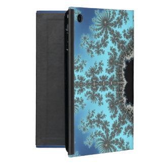 Copo de nieve de Mandelbrot - diseño del fractal iPad Mini Coberturas