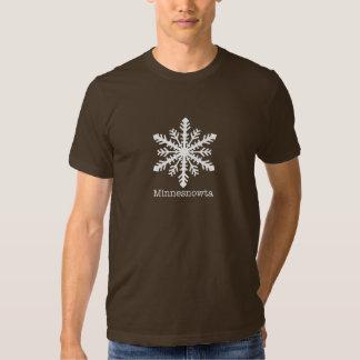Copo de nieve de Minnesnowta Playera