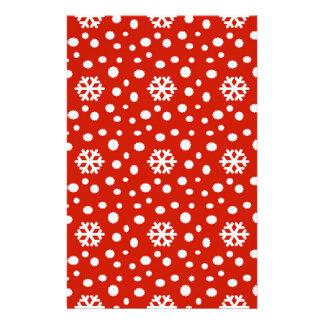 Copo de nieve lindo pattern.jpg de 566 navidad papeleria de diseño