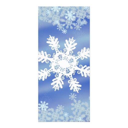 Copo de nieve lona
