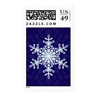 Copo de nieve - sello