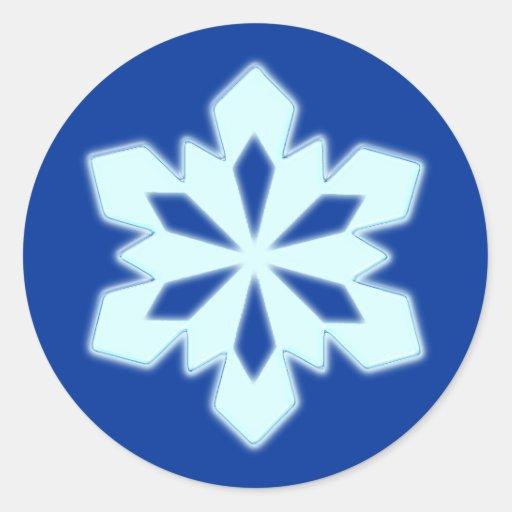 Copo de nieve snow flake