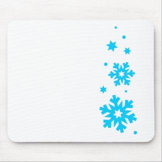 copo de nieve snowfall2 tapete de ratón