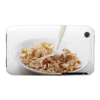 Copos de maíz y leche funda bareyly there para iPhone 3 de Case-Mate