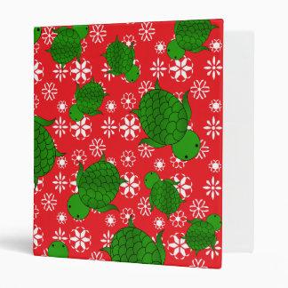 """Copos de nieve blancos rojos del navidad lindo de carpeta 1"""""""