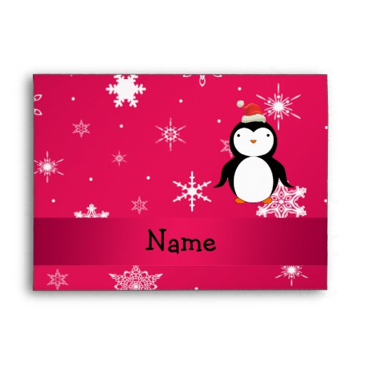 Copos de nieve conocidos personalizados del rosa d