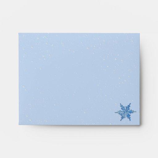 Copos de nieve elegantes invierno y sobre II del n