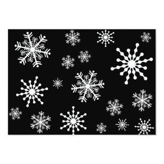 Copos de nieve comunicados