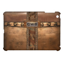 Coppay Old Vintage Style Case For The iPad Mini