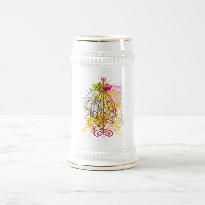 Coppelia Beer Stein