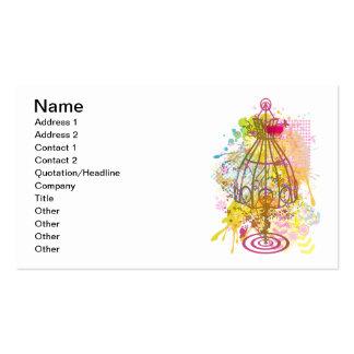 Coppelia Business Card Templates