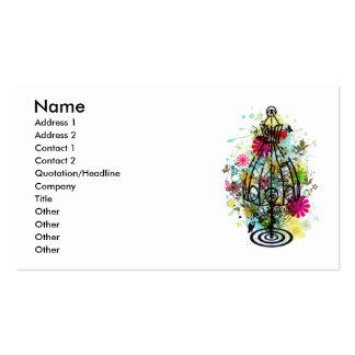 Coppelia Business Cards