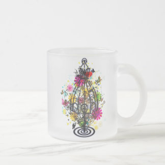 Coppelia (con referencia a) taza cristal mate