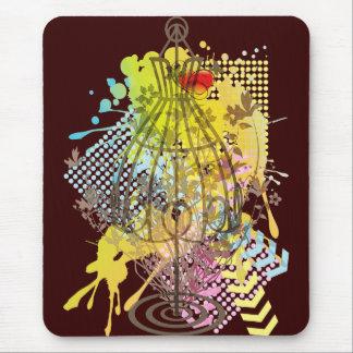 Coppelia Mouse Pad