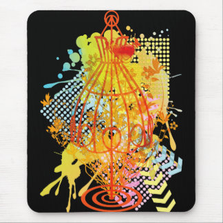 Coppelia Mouse Pad