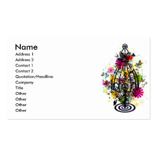 Coppelia(Re) Business Cards
