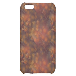 Copper Abstract iphone4 Cover For iPhone 5C