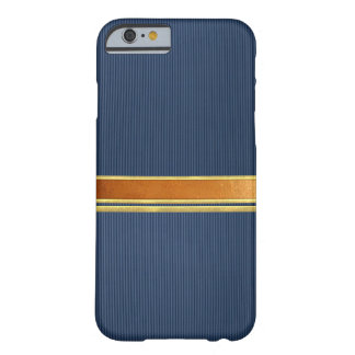 Copper and Gold Banded iPhone 6 Case
