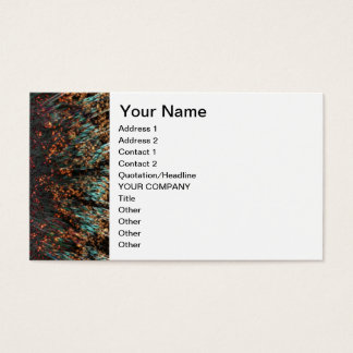 Copper Borealis Business Card