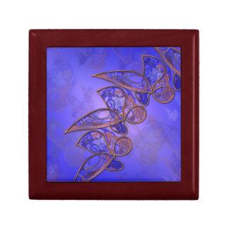 Copper Butterflies Gift Box