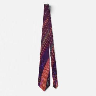 Copper Canyon Men's Tie by Artist C.L. Brown
