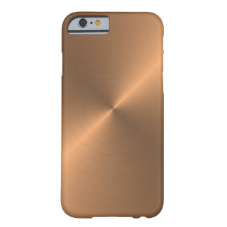 Copper Barely There iPhone 6 Case