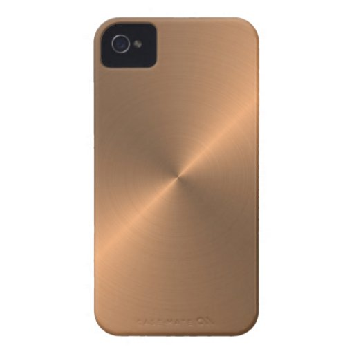 Copper iPhone 4 Case