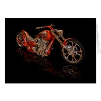 Copper Chopper Card