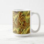 """""""copper coiling"""" mug"""