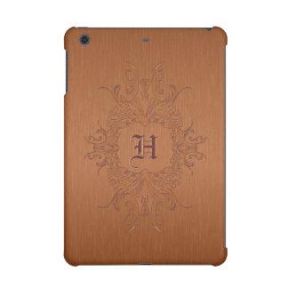 Copper Color Brushed Aluminum iPad Mini Case
