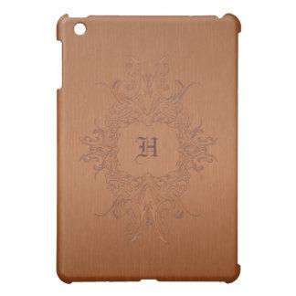 Copper Color Brushed Aluminum  Case For The iPad Mini