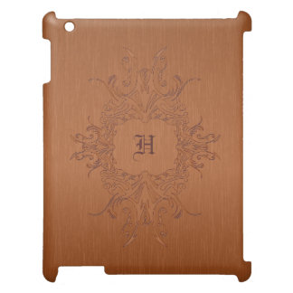 Copper Color Brushed Aluminum Cover For The iPad