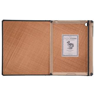 Copper Colored iPad Case