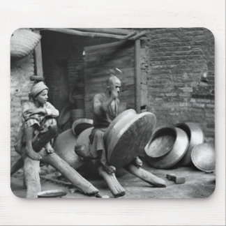 Copper Craft, Iraq, 1930s Mouse Pads